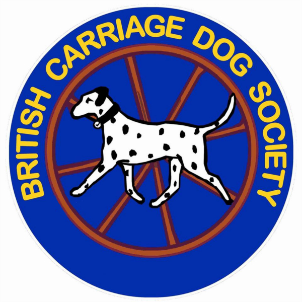 British Carriage Dog Society Dog new logoWEB