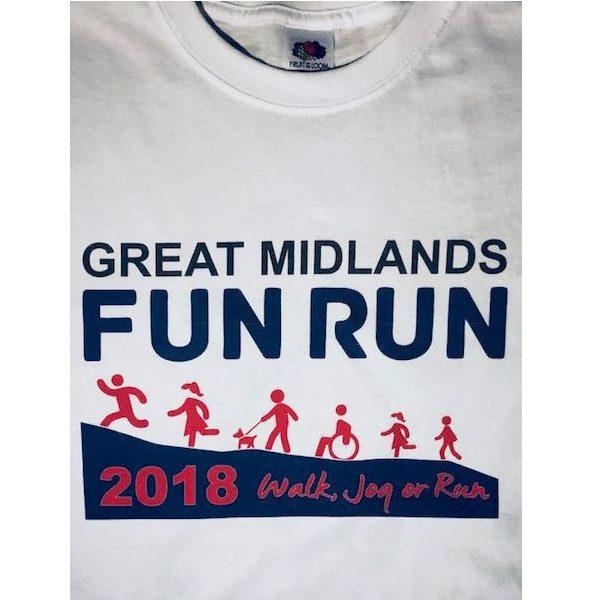 GMFR 2018 T Shirt front