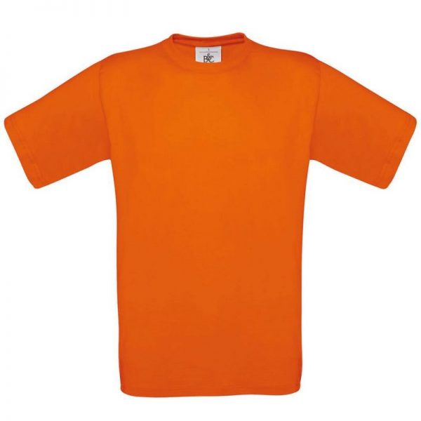 BCDSTshirtMensBA190Orange