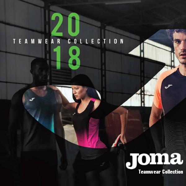 JOMA Teamwear Collection