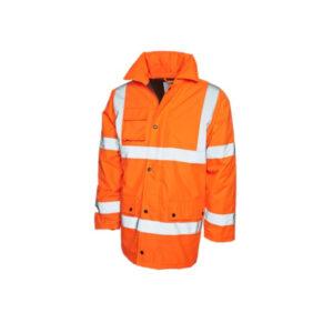 Uneek UC803 Hi Vis Orange Sale