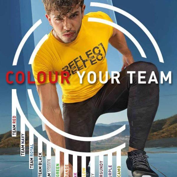 Colour Your Team