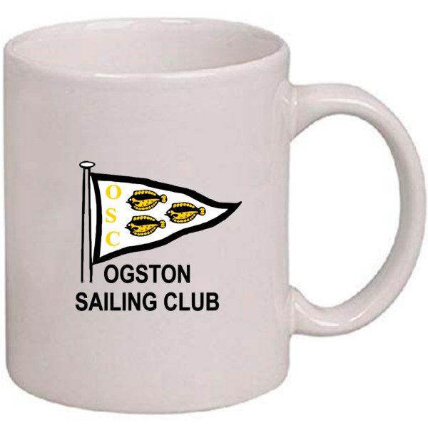Ogston Sailing Club Mug