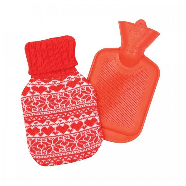 CS115 Christmas Hot Water Bottle